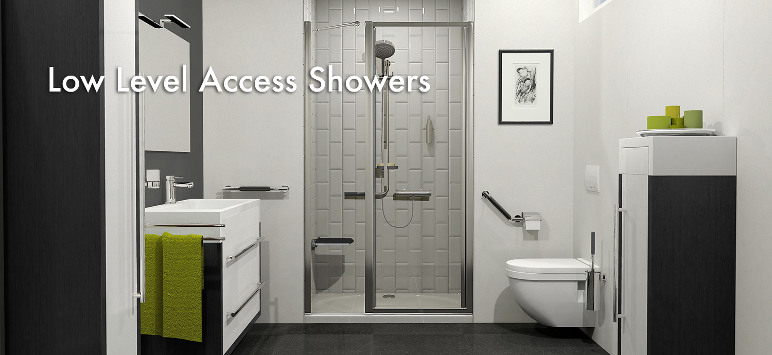 Low Level Access Showers